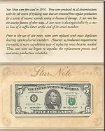 Fr.1983-G*, 1993 $5 Chicago Star FRN (FW) BEP Special Issue, G00057374*