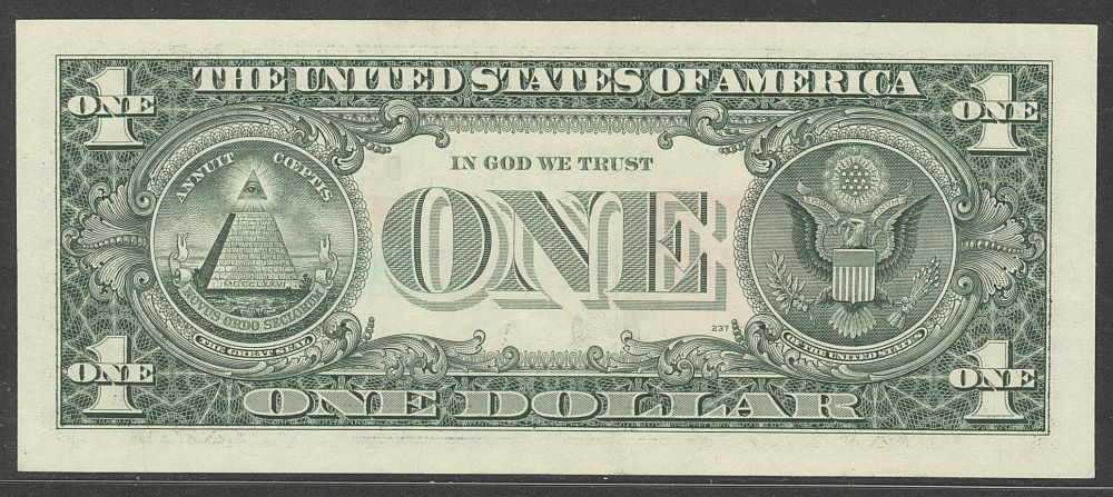 Mismatched Serial Numbers - STAR Note Error - 2006 $1 FRN, New York