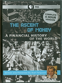 The Ascent of Money - A Financial History of the World, DVD