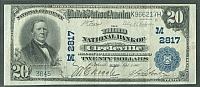 Circleville, OH, The Third NB, 1902PB $20, XF, PCGS40-PPQ