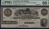 East Haddam, CT, 1860s $20, Bank of N.E., Goodspeeds Landing, PMG66-EPQ(200).jpg