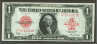 Fr.0040, 1923 $1 Legal Tender Note, Ch.CU