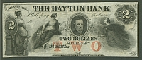 Minnesota, St. Paul, The Dayton Bank, $2