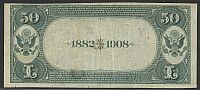 North Baltimore, OH, Ch.4347, 1882DB $50 SN4, VF(b)(200).jpg