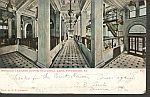 Pittsburgh, PA, Charter #658, Farmers Deposit NB Building Interior Photo Postcard